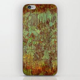 Textured Bark iPhone Skin