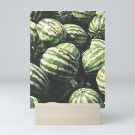 Tropical Summer Fruit Mini Art Print