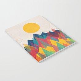 Uphill Battle Notebook