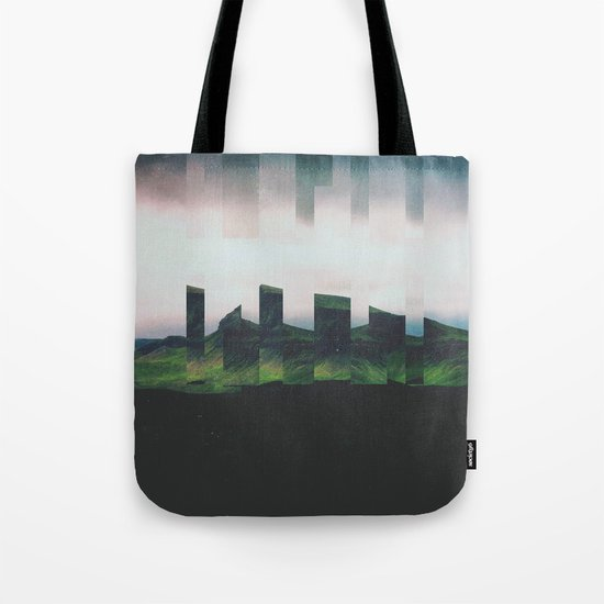 Fractions A49 Tote Bag