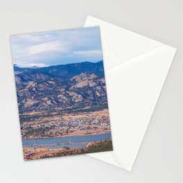 Estes Park Stationery Cards