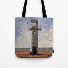 Sunny afternoon at the estonian coast Tote Bag
