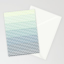 Open Water Stationery Cards