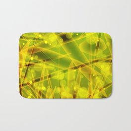 Microbes Bath Mat