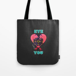 EYE ❤ YOU Tote Bag