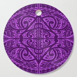 Polynesian inspired design Cutting Board