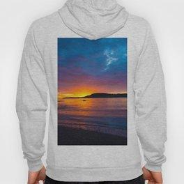 East Coast Sunset Hoody