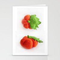 pumpkin Stationery Cards featuring pumpkin by Tanya Pligina