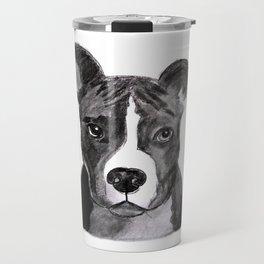 Pit Bull Dogs Lovers Travel Mug