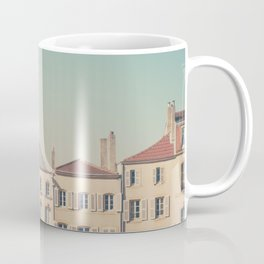 the beautiful french architecture of Metz, France Coffee Mug