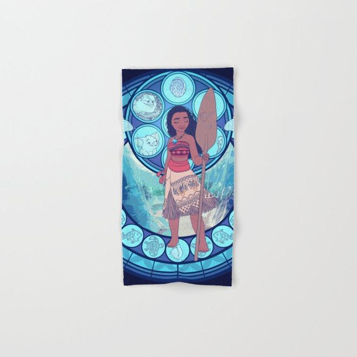 Moana Hand & Bath Towel