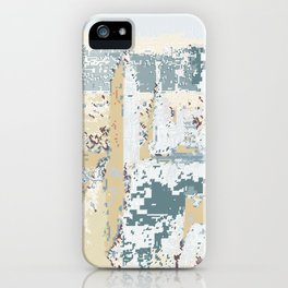 New York Pattern Lines 104 iPhone Case