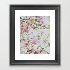 Magnolia Stories Framed Art Print