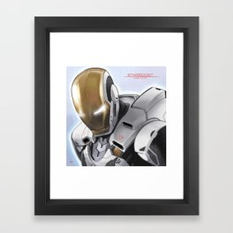MARK 39 Framed Art Print