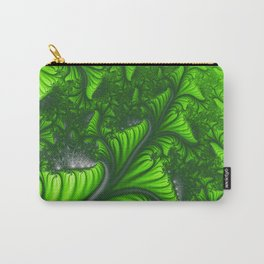 Jungle fractal Carry-All Pouch