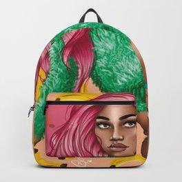 Banana Smoothie Backpack