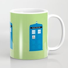 DOCTOR WHO. Coffee Mug