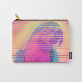 Buddy Parrot Carry-All Pouch
