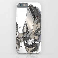 Stormtroooper in a DeLorean - star wars Slim Case iPhone 6s