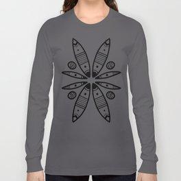 Pattern 2 Long Sleeve T-shirt