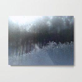 Frost hill Metal Print