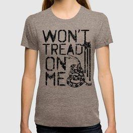 Won't Tread On Me T-shirt