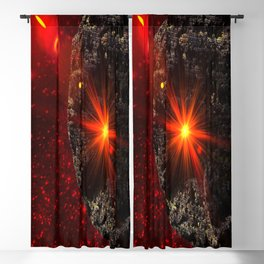 Asteroid Blackout Curtain