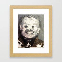 GRRRRR... Framed Art Print