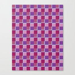 Tiles Variation I Canvas Print