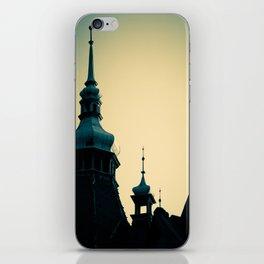 Towers iPhone Skin