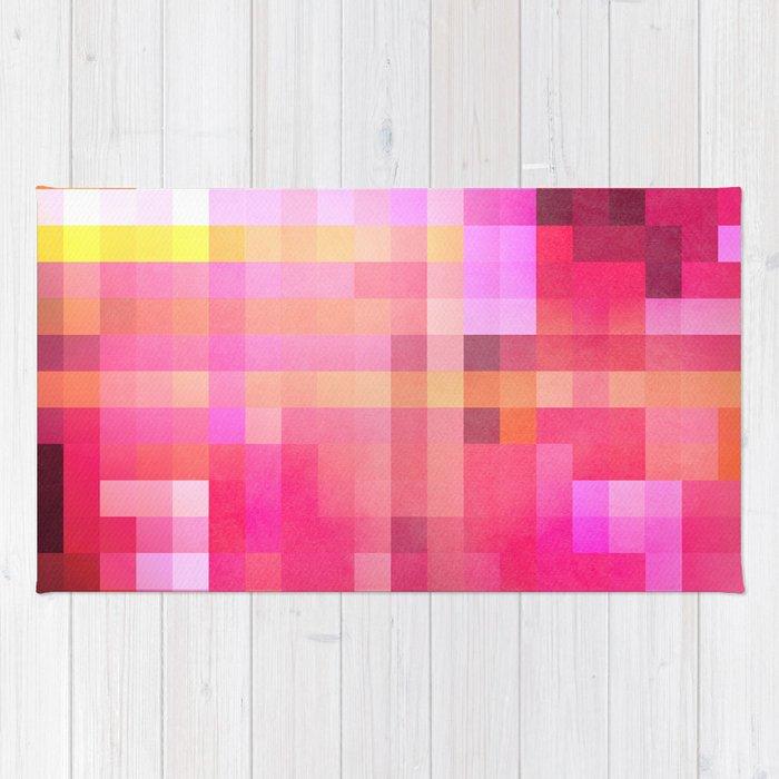 Pixel 1 Rug