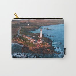 Pigeon Point Lighthouse, California Carry-All Pouch