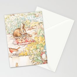 The World of Beatrix Potter illustration Stationery Cards