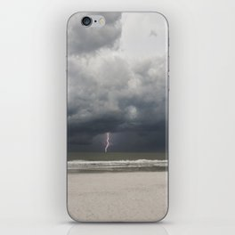 Storm at Sea iPhone Skin