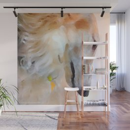 Tatyana's Profile Wall Mural