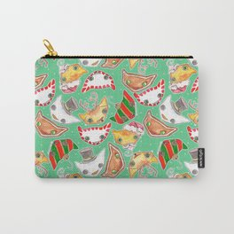 """""""Oro?"""" Christmas MINT Carry-All Pouch"""