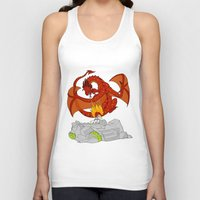 narnia Tank Tops featuring TO NARNIA by Crystalwhisker