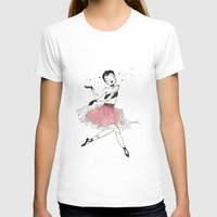 ballet T-shirts featuring Ballet by Ianah Maia