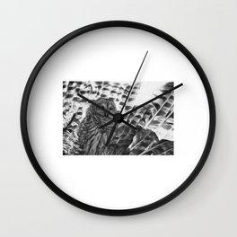 strigiforme Wall Clock