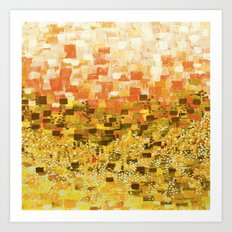 :: Sun Compote :: Art Print