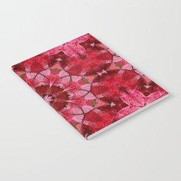 Cranberrybush Viburnum mandala Notebook
