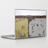 tetris Laptop & iPad Skins featuring tetris by Jan Luzar