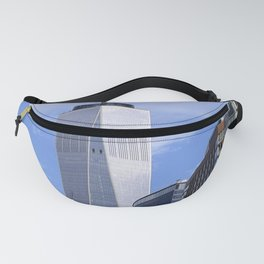 Peaking Out Fanny Pack