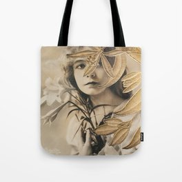 The Gilded Lillian Tote Bag