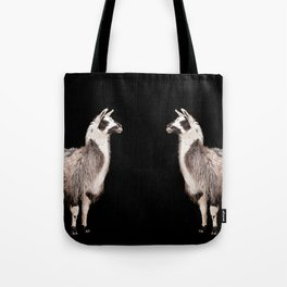 LAMA ( LLAMA) Tote Bag