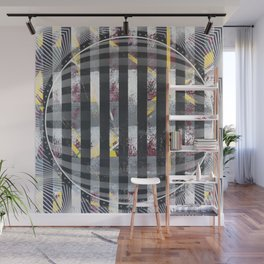 Polarized - 3D graphic Wall Mural