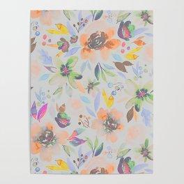 Flower Series III Poster