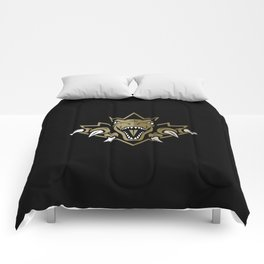 Dino Gold Leaf Comforters