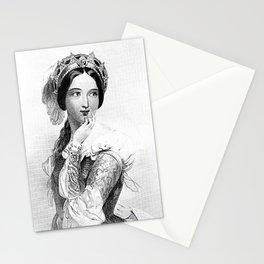Princess of France Stationery Cards