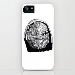 urdnot grunt - mass effect - abstract iPhone Case